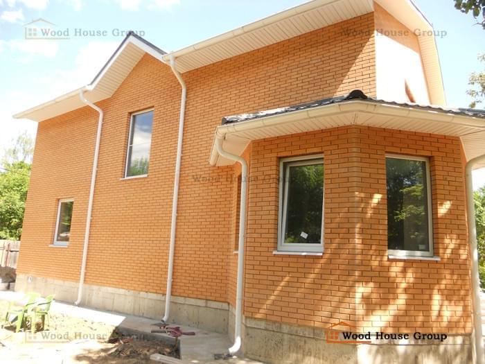Дома из пеноблоков наши проекты домов