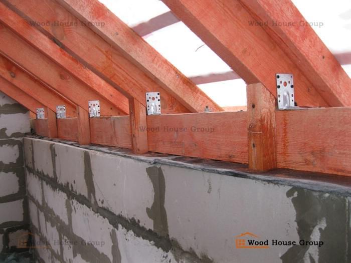 Как сделать потолок на газобетон 897