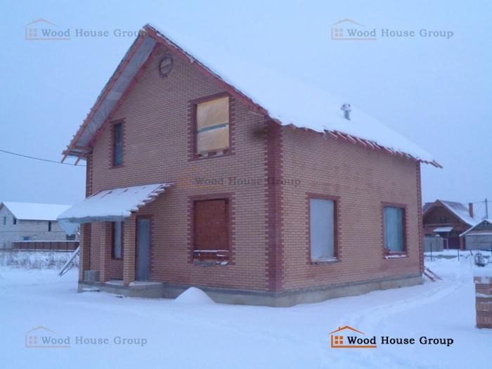 Дома из ячеистого бетона (дома из пеноблоков, дома из газобетона