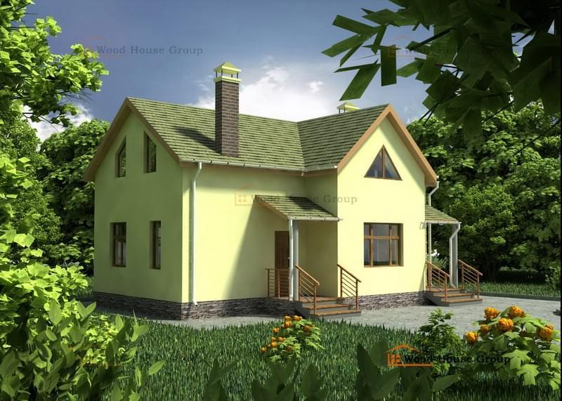 проекты дачи дачные дома из