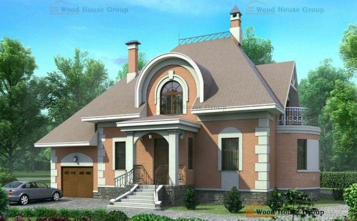 Дома из кирпича – строим на века
